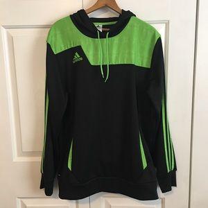 Adidas Climalite Hooded Sweatshirt
